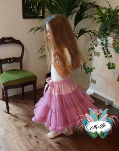 Amelie Pettiskirt ~ Candy Musk - clothing