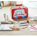 Personalised Toy Doctors Set In A Tin Or Case