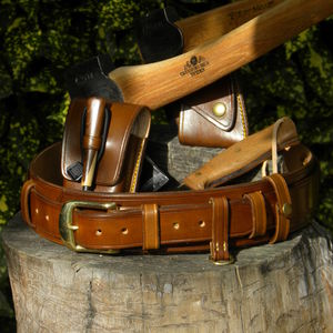 2in1 Load Carrying Bushcraft Belt - belts