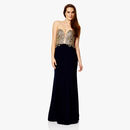 Strapless Laurentien Long Dress
