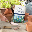 Copper Gardening Tools With Personalised Bag