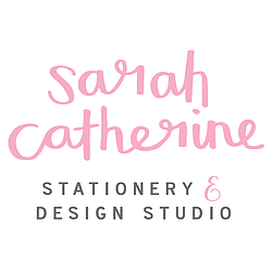 Sarah Catherine - Stationery & Design Studio