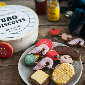 Barbecue Biscuit Gift Set