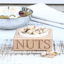 Nuts Serving Set