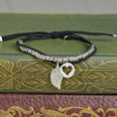 Angel Friendship Bracelet