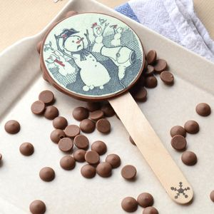 Funny Christmas Chocolate Gift