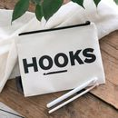 'Hooks' Crochet Notions Bag