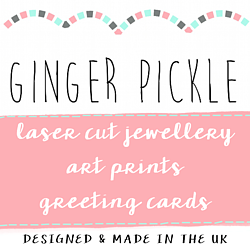 Ginger Pickle logo