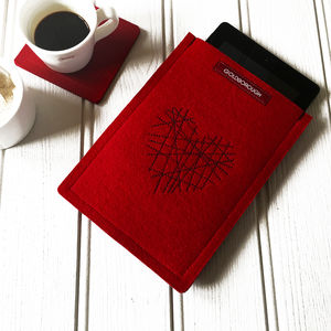 Heart Strings Kindle / iPad / iPad Mini Case - womens