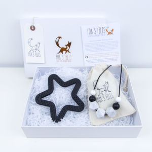 Mumma And Me Black Star Gift Set - gift sets