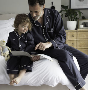 Father's Day Matching Personalised Pyjamas - best father's day gifts