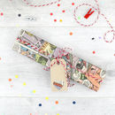 gift wrapping superhero gifts for kids by six0six design