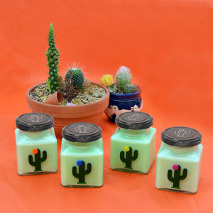 Cactus Candle - candles & home fragrance