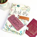 In A Nutshell 'Just The Ticket' Travel Wallet