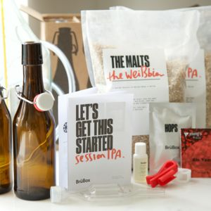 Craft Beer Brewing Kit - wines, beers & spirits