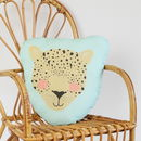 Children's Leopard Cushion