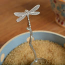 Dragonfly Sugar Spoon | Tea Spoon