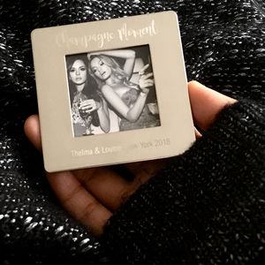 Champagne Moment Picture Frame - picture frames