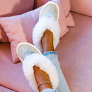 Elsa Sheepers Slippers