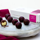 Raspberry Gin Chocolate Truffle Gift Box