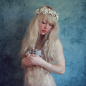 Shell Mermaid Crown - hair pieces