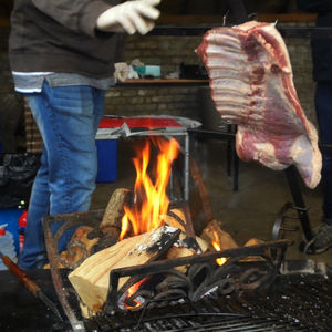 Asado Bbq Masterclass For One