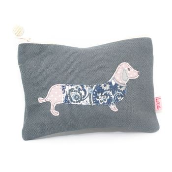 Dachshund Coin Purse