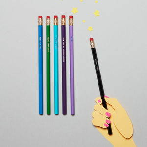 Magic Spells Pencils