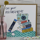 Retirement Greetings Card