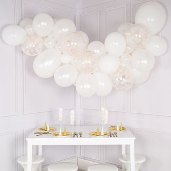 Elegance Balloon Cloud Kit