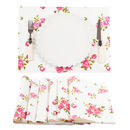 Helmsley Blush Floral Country Washable Placemats