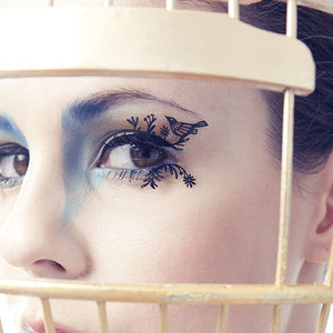 Birds Paper Lashes - brand new sellers