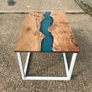 Resin River Coffee Table