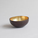 Coco Bowl, Pale Gold