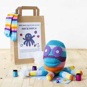 Socktopus Craft Kit