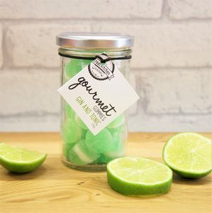 Gin And Tonic Gourmet Gummies - chocolates & confectionery