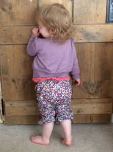 Baby Gift Bloomers In Liberty Betsy Design - clothing