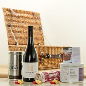 Australian Red Wine After Dinner Hamper