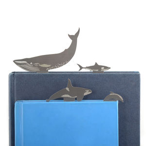 Marine Animal Ocean Bookmarks