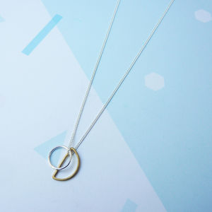 Mini Locus Necklace - new gifts for her