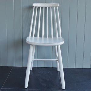 1960's Style Chair Hand Painted In Any Colour - chairs