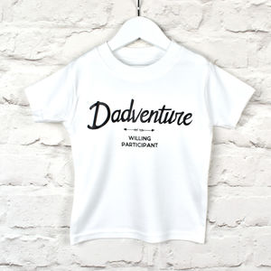 Dadventures T.Shirt - clothing