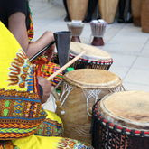 African Drumming Workshop For Two - what's new