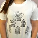 Cupcake Colour In T Shirt
