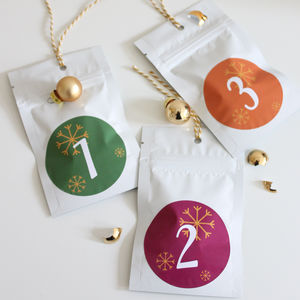 Advent Calendar Of Tea - advent calendars