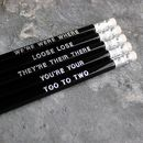 Grammar Pencils With A Point Box Of Five