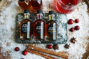 Winter Gins Letterbox Gift Set