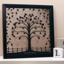 Personalised Traditional Family Tree Papercut