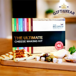 The Ultimate Cheese Making Kit - aspiring chef