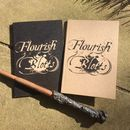 Flourish And Blotts A6 Notebook Recycled Paper